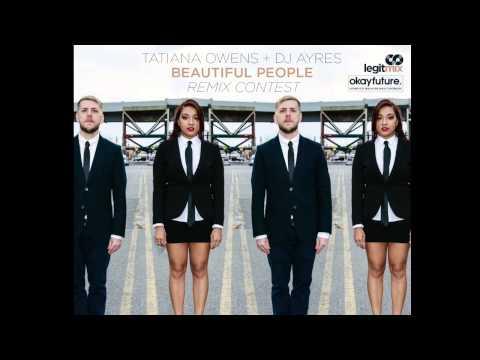 Tatiana Owens feat. DJ Ayres - Beautiful People
