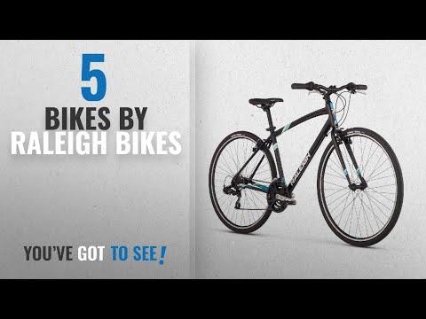Top 10 Raleigh Bikes Bikes [2018]: Raleigh Alysa 1 Women's Urban Fitness Bike, 15