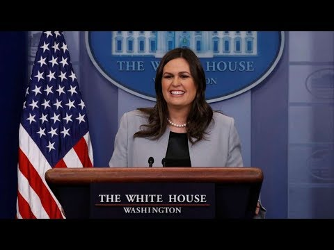 Live: White House Press Briefing June 25th, 2018
