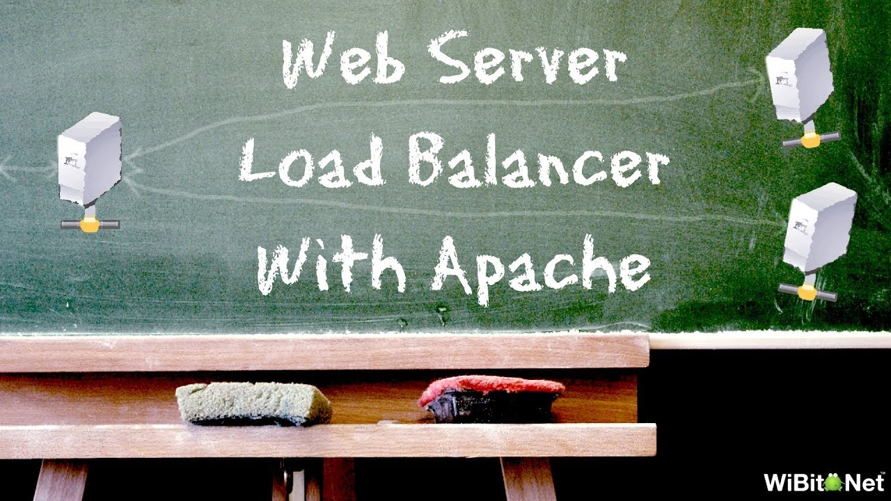 WiBisode: Web Server Load Balancer With Apache