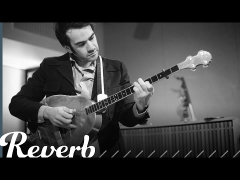 Noam Pikelny on Vintage Gibson Banjos and Tricone 4 String Guitar | Reverb Interview
