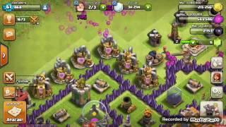 Clash Of Clans:O clã FACÇÃO CENTRAL agora e nivel 2!