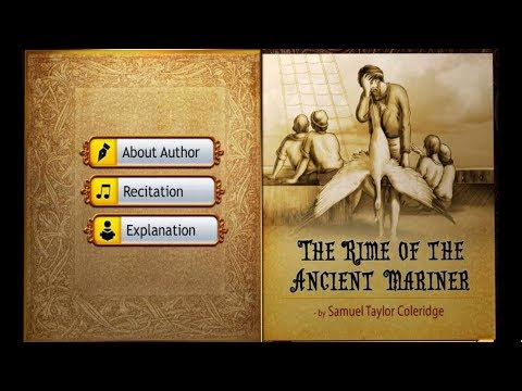 Class 10 The Rime of the Ancient Mariner Explanation