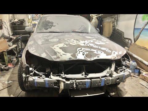 Последствия обкатки. BMW Е60 за 150к. Решала.