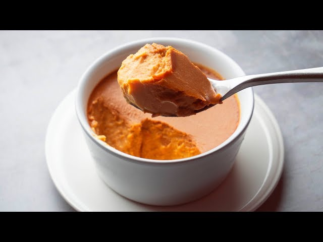 Easy caramel custard recipe   Caramel Pudding Recipe