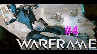 【Warframe】#4 SF系NINJAでやるオンラインゲーム実況