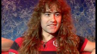 Iron Maiden 12 Wasted Years 1987 - Original Length DVD Documentary