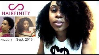 My Journey with HairFinity (Before & After) & HF FAQ's