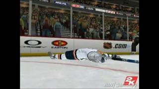 NHL 2K6 PlayStation 2 Trailer - Trailer