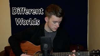 Download lagu Different Worlds Cover MP3