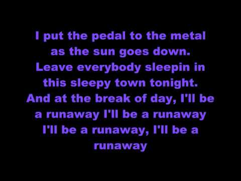 Runaway Love and Theft Lyrics