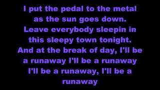 Runaway Love and Theft Lyrics