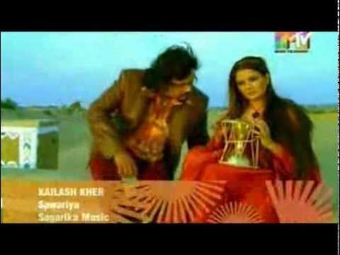 Saawariya-  Kailash Kher feat.Vikram Ghosh