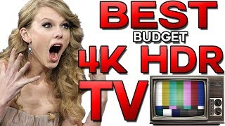 Best 4K HDR TV for Gaming on a Budget