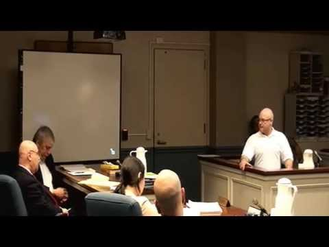 Stangeland Trial - Jeffrey Muller and Charles Scammel Testify 4/14/15 Part 4