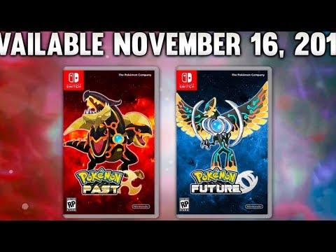 Pokemon Passato E Futuro Trailer Della Storia Youtube