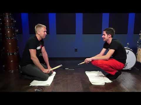 24  Rudiment Drumming Game   Free Drum Lesson Ft  Jared Falk