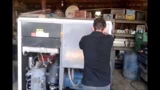 compressor parafuso ga 45 ff atlas copco 500 metalmaq