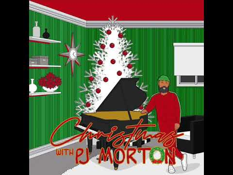 PJ MORTON - l'll Be Home For Christmas (NEW SONG NOVEMBER 2018) Mp3