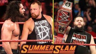 Dean Ambrose Look Alike