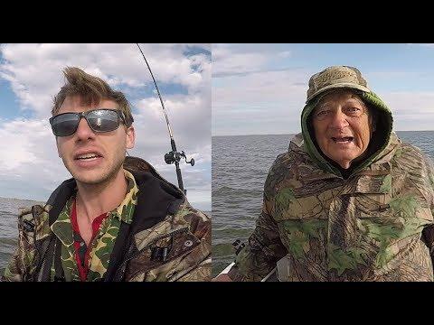 Manitowoc Minute: Musky Fishing with Grandpa Bob