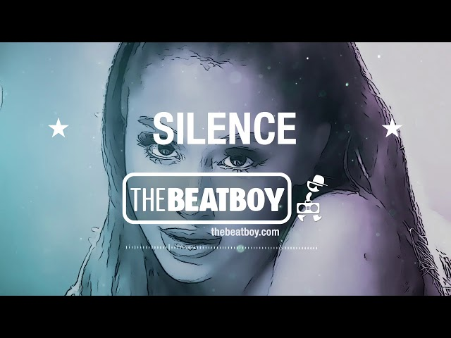 🔶SILENCE🔶 - Ariana Grande Type Beat  | Trap Pop Instrumental (Prod: THEBEATBOY)