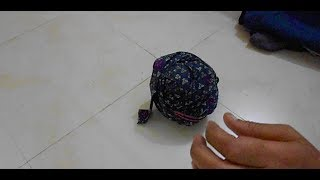 बिना सिलाई Doormat कैसे बनाये / How to make Doormat without stitching ?