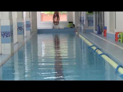 Preparation for the 17th World Masters Swimming Championships Budapest 2017