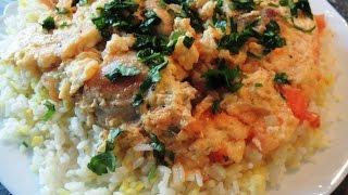Чыгыртма. Азербайджанская кухня
