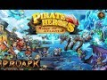 Pirate Heroes: Siege of Atlantis Android Gameplay
