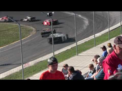 Sunset Speedway OMRS Heat 2 2016 09 24