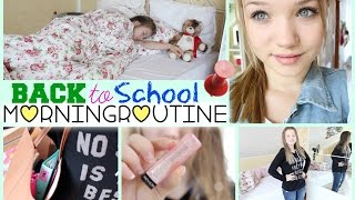 School Morning Routine! Back to School #5 | mit Jule E.