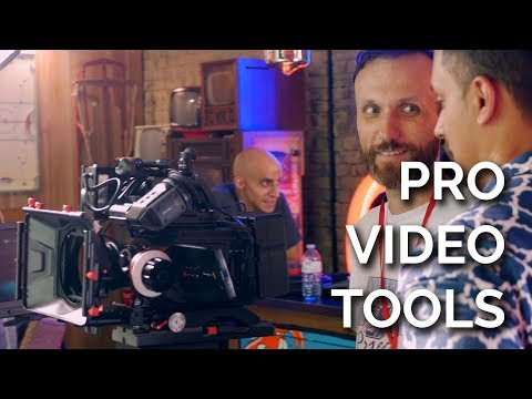 Pro Video Production Tools For Filmmakers