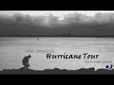 Mike Cappelluti Hurricane Tour Vlog Day 3: Albany, New York