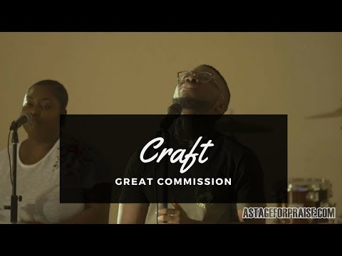 Craft Great Commission Youtube