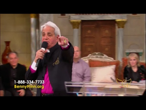 Benny Hinn LIVE Monday Night Service, December 18th, 2017