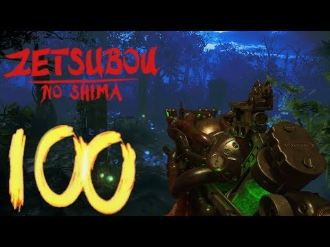 CURRENTLY 89+ 'ZETSOBOU NO SHIMA' ROUND 100 ATTEMPT (BLACK OPS 3 ZOMBIES)