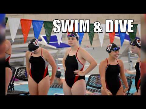 09.12.19 - Shanley Swim/Dive Vs. West Fargo (Hulbert Aquatic Center)