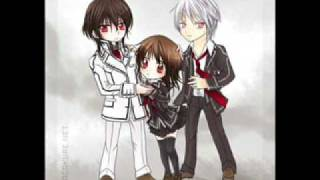 Vampire Knight Opening Theme - Two Heartbeats & Red Sins
