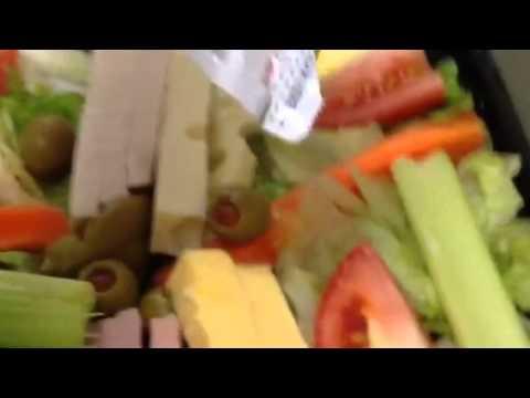Chef Salad (1/10/15) | Healthy Diet | Seand67
