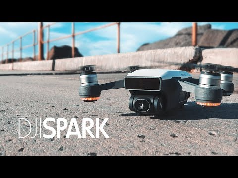 DJI SPARK: 10 tips for CINEMATIC DRONE SHOTS!