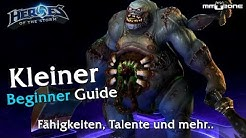 Kleiner Beginner Guide - Heroes of the Storm (HotS Guides)