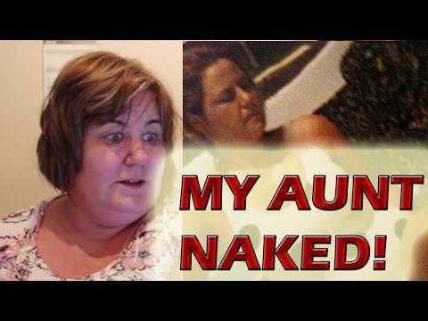 MY AUNT NAKED! Reacting To Old Photos! thumbnail