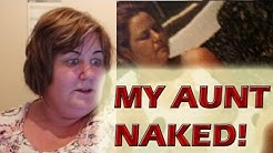 MY AUNT NAKED! Reacting To Old Photos!
