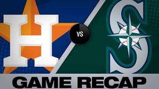 Astros mash two grand slams in win - 4/12/19