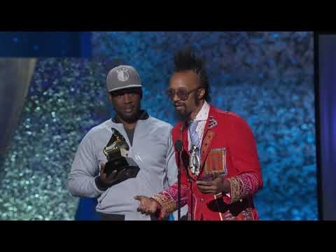 Fantastic Negrito Wins Best Contemporary Blues Album | 2019 GRAMMYs Acceptance Speech