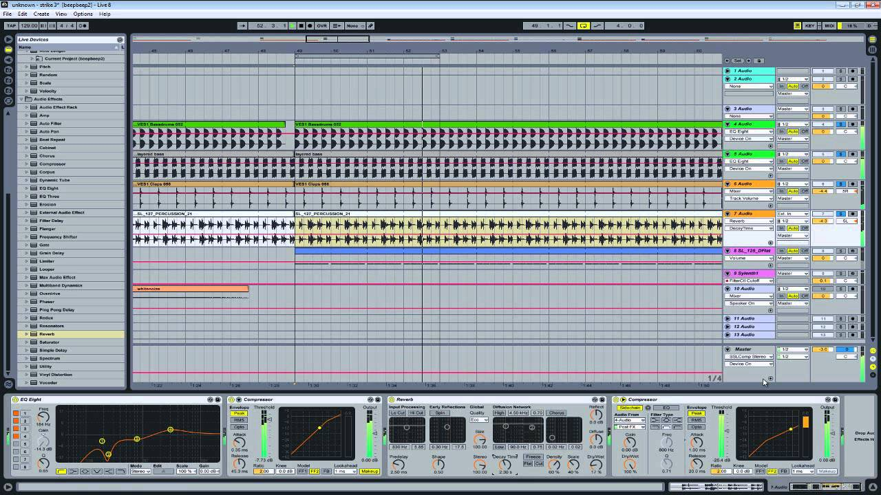 Mixing Tips - Make Your Mix Sound as Loud and Clear as the