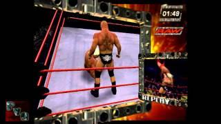 WWE Raw 2 Season Mode