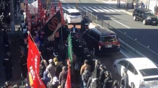 2015 山岡さん佐藤さん追悼1.12日雇全協・反失業総決起集会