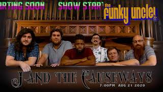 Fridays From The Funky Uncle presents J & The Causeways!